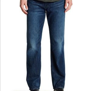 Lucky Brand 429 Classic Straight Jeans 33x 32